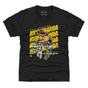 Kofi Kingston Kids T-Shirt | 500 LEVEL