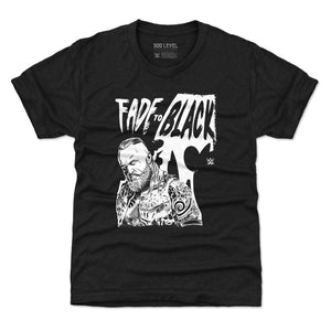 Aleister Black Kids T-Shirt | 500 LEVEL