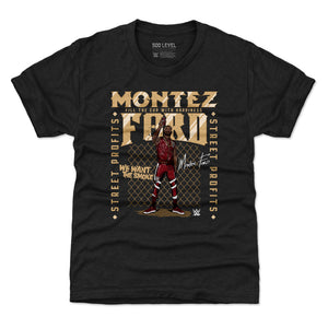 Montez Ford Kids T-Shirt | 500 LEVEL