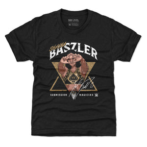 Shayna Baszler Kids T-Shirt | 500 LEVEL