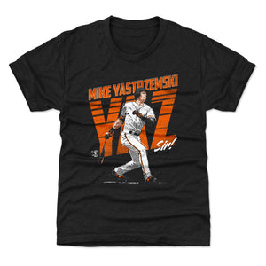 Mike Yastrzemski Kids T-Shirt | 500 LEVEL