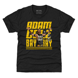 Adam Cole Kids T-Shirt | 500 LEVEL