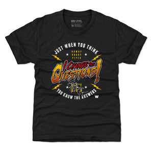 Roddy Piper Kids T-Shirt | 500 LEVEL