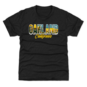 Oakland Kids T-Shirt | 500 LEVEL