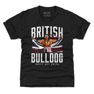 British Bulldog Kids T-Shirt | 500 LEVEL
