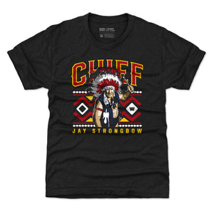 Chief Jay Strongbow Kids T-Shirt | 500 LEVEL