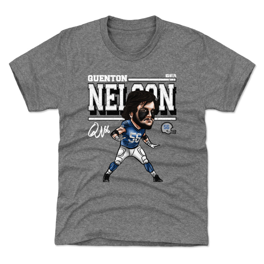 Quenton Nelson Kids T-Shirt | 500 LEVEL