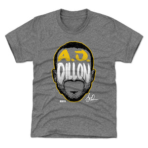 A.J. Dillon Kids T-Shirt | 500 LEVEL