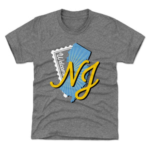 New Jersey Kids T-Shirt | 500 LEVEL