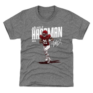 Mecole Hardman Kids T-Shirt | 500 LEVEL