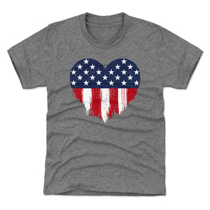 4th of July Kids T-Shirt | 500 LEVEL