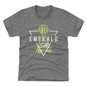 Seattle Kids T-Shirt | 500 LEVEL