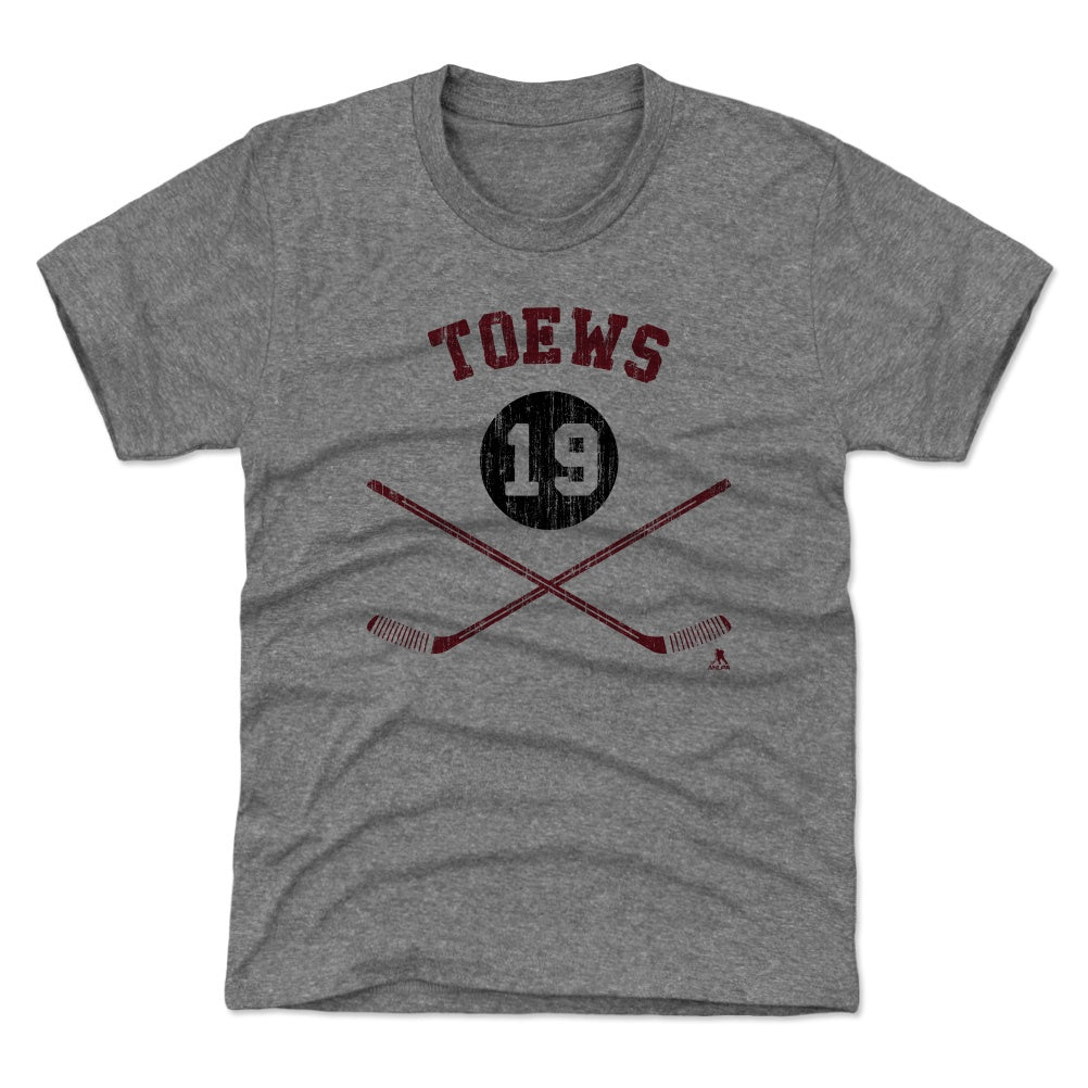 Jonathan Toews Kids T-Shirt | 500 LEVEL