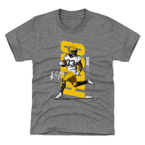 Aaron Jones Kids T-Shirt | 500 LEVEL