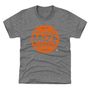 Casey Mize Kids T-Shirt | 500 LEVEL