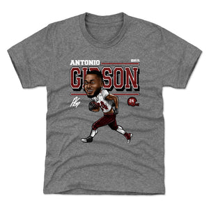 Antonio Gibson Kids T-Shirt | 500 LEVEL