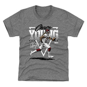 Chase Young Kids T-Shirt | 500 LEVEL