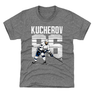 Nikita Kucherov Kids T-Shirt | 500 LEVEL