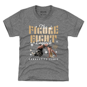 Charlotte Flair Kids T-Shirt | 500 LEVEL