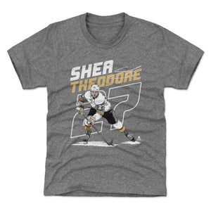 Shea Theodore Kids T-Shirt | 500 LEVEL