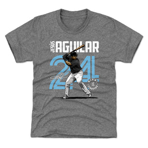Jesus Aguilar Kids T-Shirt | 500 LEVEL