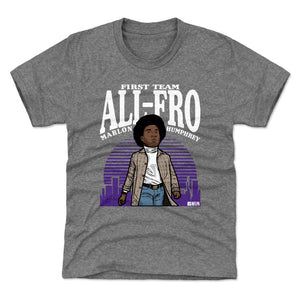 Marlon Humphrey Kids T-Shirt | 500 LEVEL