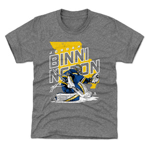 Jordan Binnington Kids T-Shirt | 500 LEVEL