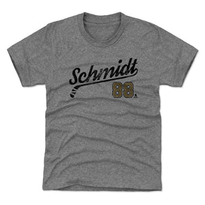 Nate Schmidt Kids T-Shirt | 500 LEVEL