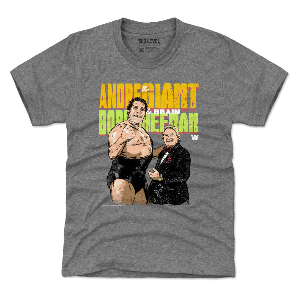 Andre The Giant Kids T-Shirt | 500 LEVEL