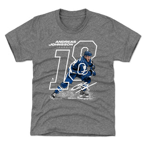 Andreas Johnsson Kids T-Shirt | 500 LEVEL