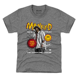Mankind Kids T-Shirt | 500 LEVEL