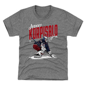 Joonas Korpisalo Kids T-Shirt | 500 LEVEL