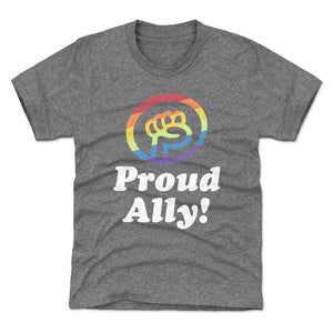Pride Month Kids T-Shirt | 500 LEVEL