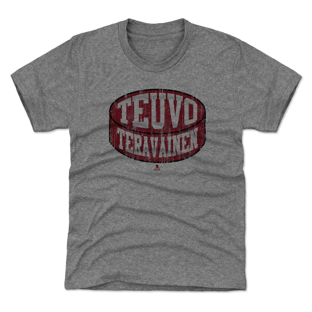Teuvo Teravainen Kids T-Shirt | 500 LEVEL