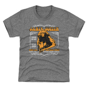 Janis Joplin Kids T-Shirt | 500 LEVEL
