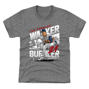 Walker Buehler Kids T-Shirt | 500 LEVEL