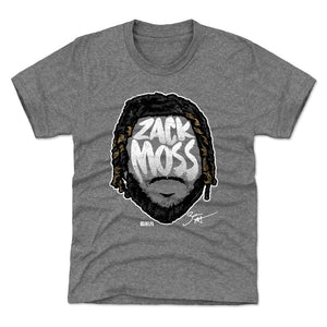 Zack Moss Kids T-Shirt | 500 LEVEL