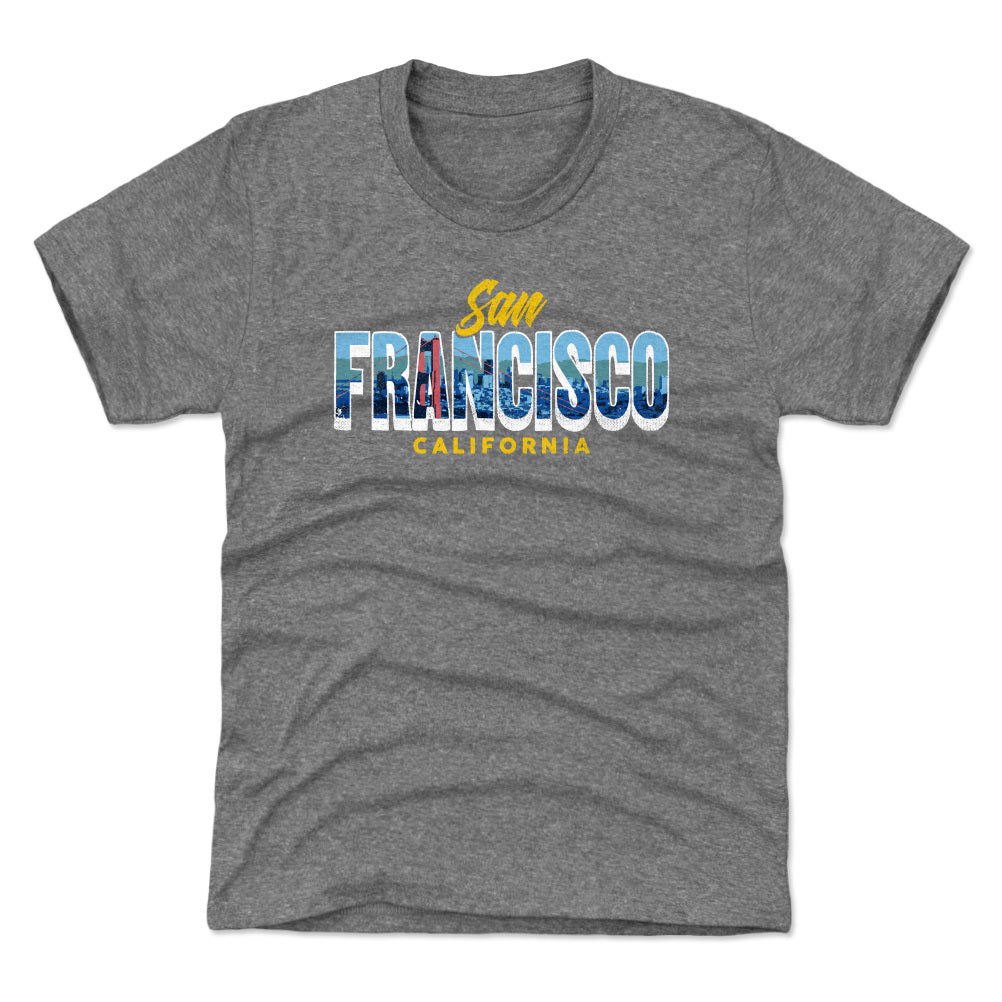 San Francisco Kids T-Shirt | 500 LEVEL