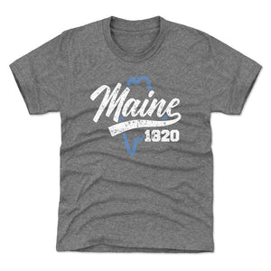 Maine Kids T-Shirt | 500 LEVEL