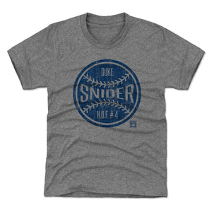 Duke Snider Kids T-Shirt | 500 LEVEL