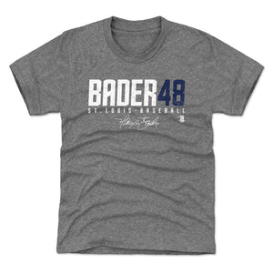 Harrison Bader Kids T-Shirt | 500 LEVEL