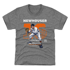 Hal Newhouser Kids T-Shirt | 500 LEVEL
