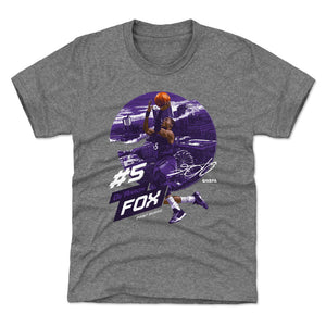 De'Aaron Fox Kids T-Shirt | 500 LEVEL