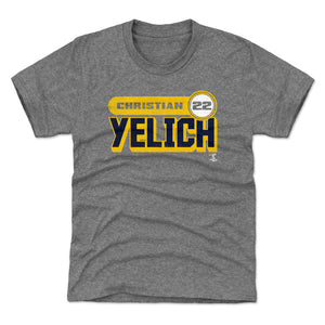 Christian Yelich Kids T-Shirt | 500 LEVEL