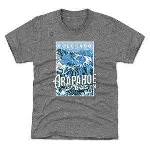 Arapahoe Basin Kids T-Shirt | 500 LEVEL