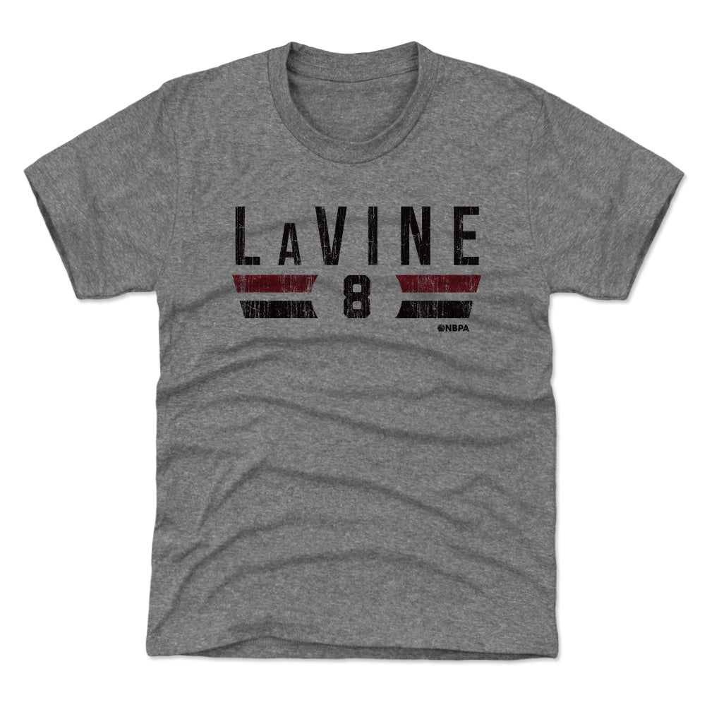 Zach LaVine Kids T-Shirt | 500 LEVEL