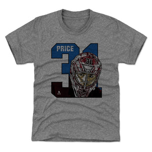 Carey Price Kids T-Shirt | 500 LEVEL
