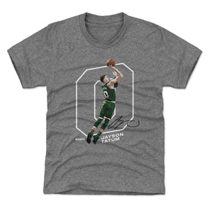 Jayson Tatum Kids T-Shirt | 500 LEVEL