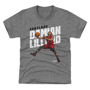 Damian Lillard Kids T-Shirt | 500 LEVEL