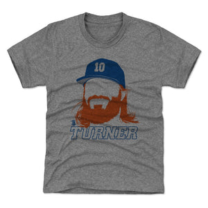 Justin Turner Kids T-Shirt | 500 LEVEL